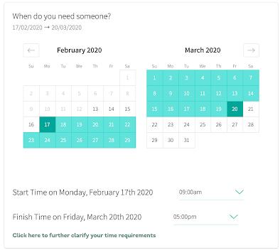 Calendar Dates-1