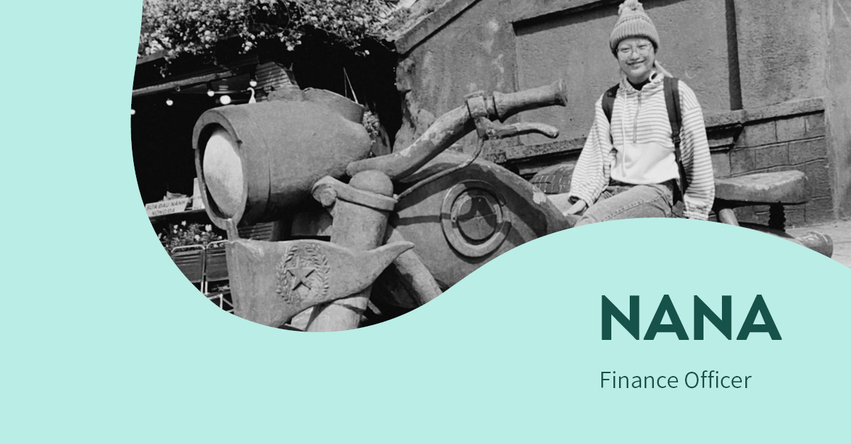 WOW&T - Nana, Finance Officer