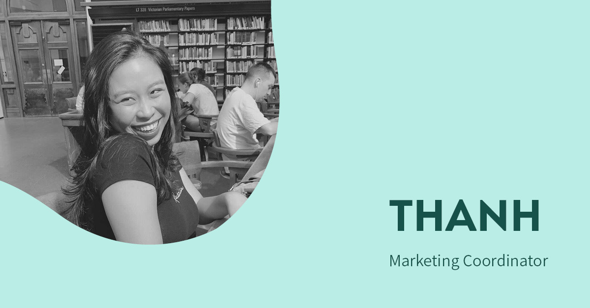 WOW&T - Thanh, Marketing Coordinator