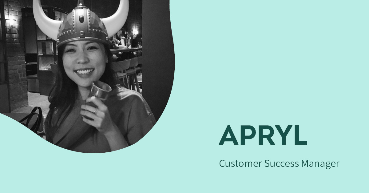 WOW&T - Apryl, Customer Success Manager