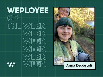 Weployee of the Week
