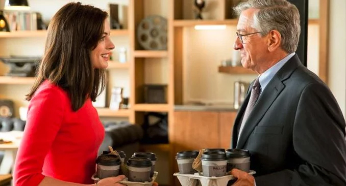 The Intern Thumbnail